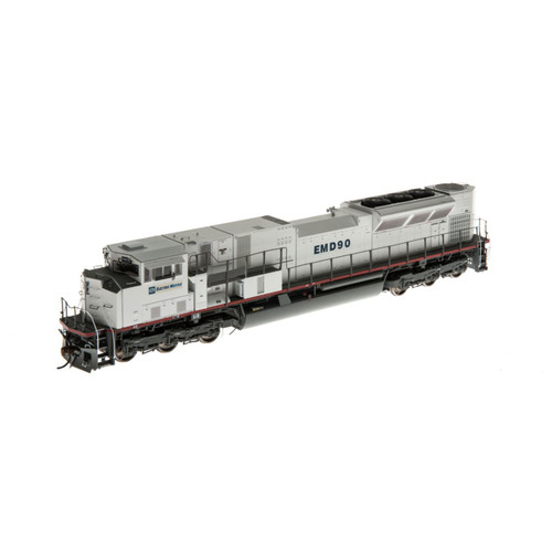 Athearn ATHG27338 SD90MAC-H Phase II EMD 90 #90 with DCC & Sound Tsunami2  (SCALE=HO)  Part #ATHG27338