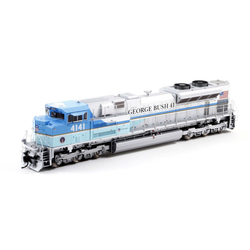 Athearn ATHG41410 SD70ACe UP - President George H.W. Bush #4141 DCC Ready  (SCALE=HO)  Part #ATHG41410
