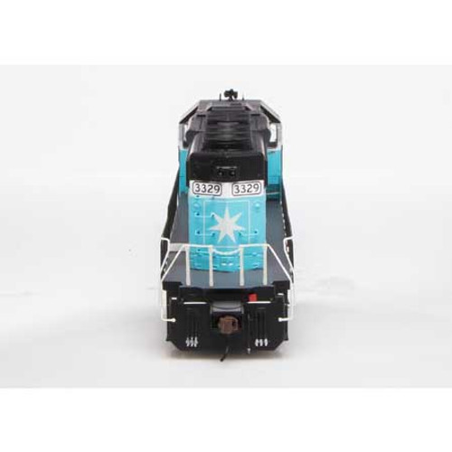 Athearn ATH71528 SD40-2 NS - Norfolk Southern Maersk Sealand #3329 with DCC & Sound  (SCALE=HO)  Part #ATH71528