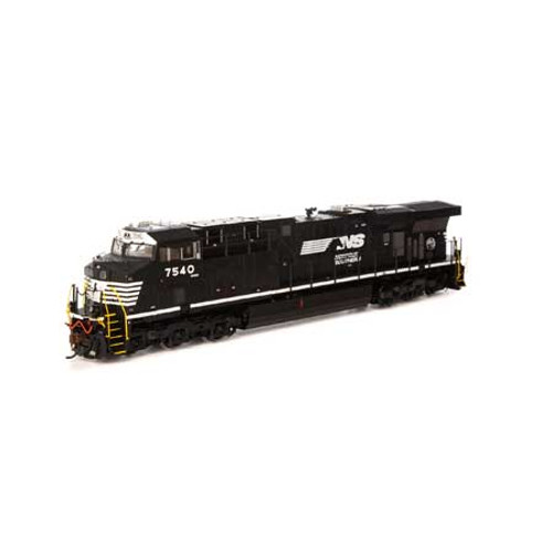 Athearn ATHG83141 ES40DC NS Norfolk Southern #7540 with DCC & Sound Tsunami2  (SCALE=HO)  Part #ATHG83141