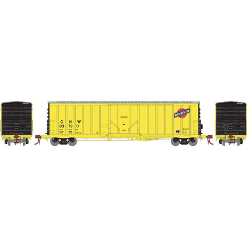 Athearn ATH18415 NACC 50' Box Car C&NW Chicago & North Western #33790  (Scale =HO) Part #ATH18415