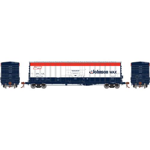 Athearn ATH18421 NACC 50' Box Car JWAX - Johnson Wax #49039  (Scale =HO) Part #ATH18421