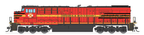BLI 2819 GE ES44AC NS Norfolk Southern #8114 Broadway Limited  (SCALE=HO)  Part # 187-2819