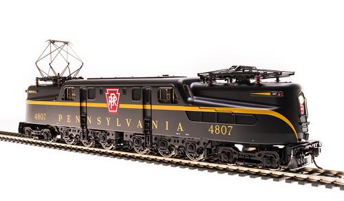 BLI 4691 GG1 PRR Pennsylvania #4821 Broadway Limited  (SCALE=HO)  Part # 187-4691