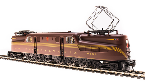 BLI 4693 GG1 PRR Pennsylvania #4857 Broadway Limited  (SCALE=HO)  Part # 187-4693