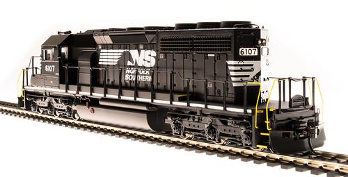 BLI 5370 SD40-2 NS Norfolk Southern #6107 Broadway Limited  (SCALE=HO)  Part # 187-5370
