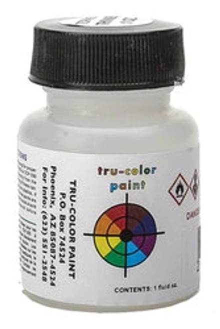 True Color Paint 870 Flat Brushable Color Acrylic Paints - 1oz  29.6mL -- Dark Mud  Part #  709-870