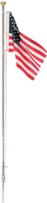 Woodland Scenics 5951 Medium US Flag Pole - Just Plug(TM) (SCALE=ALL)  Part # 785-5951