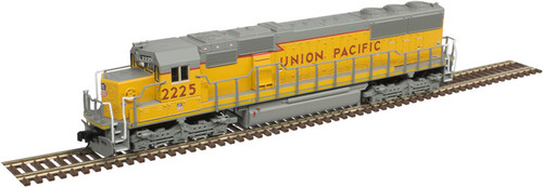 ATLAS 40003982 SD60 UP Union Pacific #2230 - Gold DCC & Sound - Master (SCALE=N) Part # 150-40003982