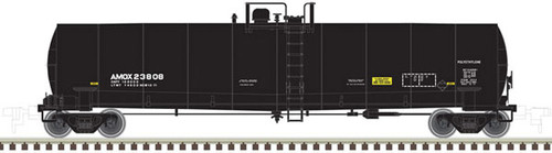 ATLAS 20005578 23500 Gallon Tank Car - AMOX - Amoco #23803 (SCALE=HO) Part # 150-20005578