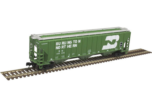 Atlas 50004709 Thrall 4750 Covered Hopper BN - Burlington Northern #448441 (Scale=N) Part # 150-50004709