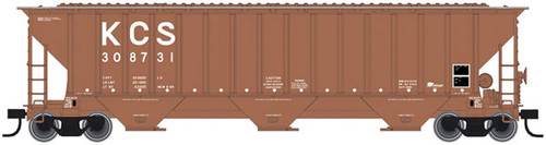 Atlas 50004712 Thrall 4750 Covered Hopper KCS - Kansas City Southern #308251 (Scale=N) Part # 150-50004712