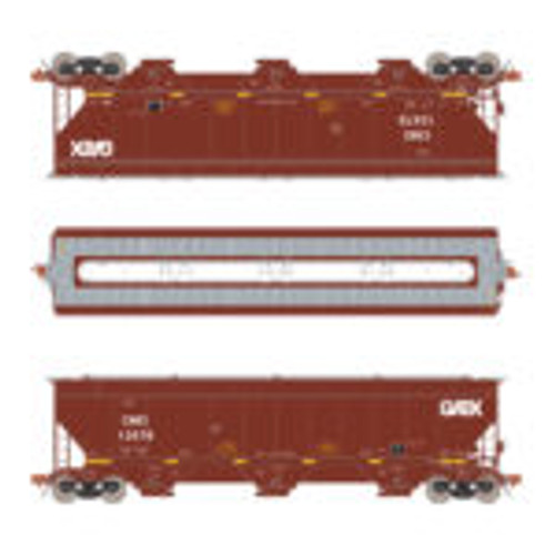 Scaletrains {SXT31585} Gunderson 5188CF Hopper CMO / GATX #13672 (Scale=HO) Part#8003-SXT31585