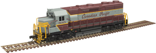 ATLAS 40004295 GP35 - CP - Canadian Pacific #5015 - Gold - DCC & Sound (SCALE=N) Part # 150-40004295