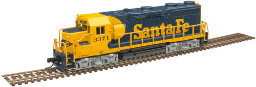 ATLAS 40004297 GP35 - ATSF - Santa Fe #3364 - Gold - DCC & Sound (SCALE=N) Part # 150-40004297