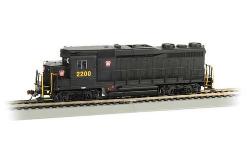 Bachmann  67602 GP-30 Pennsylvania Railroad 2200 (Brunswick Green) EMD GP30 - Sound & DCC SoundTraxx(R) Sound Value sound package (Scale=HO) Part#160-67602
