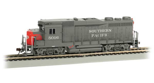 Bachmann  67603 GP-30 Southern Pacific 5016 (gray, red) EMD GP30 - Sound & DCC SoundTraxx(R) Sound Value sound package (Scale=HO) Part#160-67603
