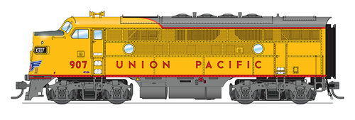 BLI 4836 EMD F3 A UP Union Pacific #907 Broadway Limited  (SCALE=HO)  Part # 187-4836