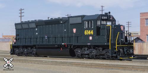 Scaletrains {SXT32186} EMD SD45 - PRR Pennsylvania #6163 - ESU v5.0 DCC & Sound (SCALE=HO) Part #8003-SXT32186