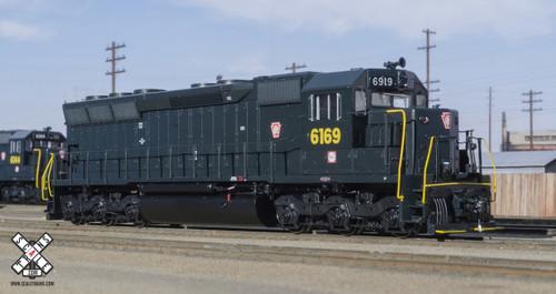 Scaletrains {SXT32188} EMD SD45 - PRR Pennsylvania #6169 - ESU v5.0 DCC & Sound (SCALE=HO) Part #8003-SXT32188
