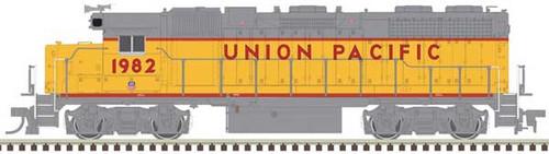 ATLAS 40004149 - GP38 - UP - Union Pacific  #1988 DCC & Sound (SCALE=N) Part # 150-40004149