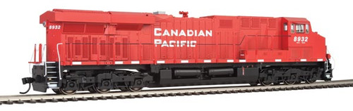 Walthers Mainline ES44 Evolution Locomotive CP - Canadian Pacific #8932 SOUND & DCC (SCALE=HO)  Part # 910-20190