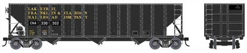 Bowser 42166 - 100 Ton Hopper - CNA - Canadian National #330434 (Scale=HO) Part 6-42166