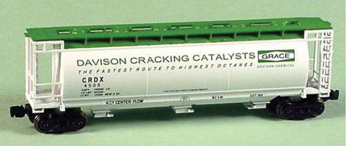 Bowser 37834 Cylindrical Hopper - CRDX - Grace Division Chemical #4505 (Scale=N) Part #6-37834