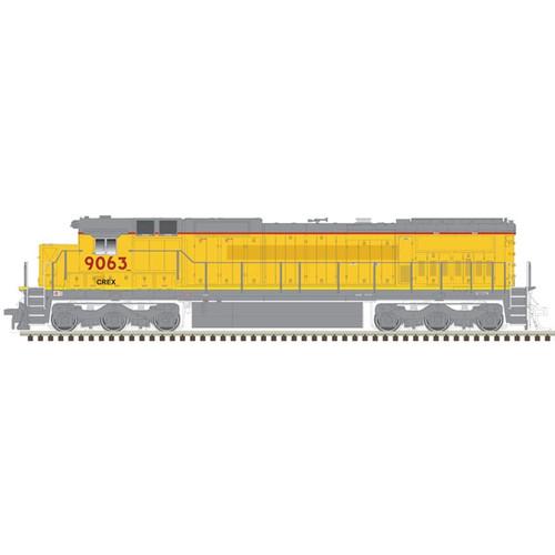 Atlas 10003126 GE Dash 8-40C - CREX #9056 - DCC & Sound (Scale=HO) Part#150-10003126