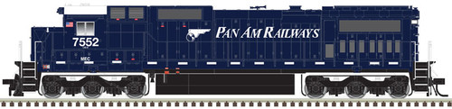 Atlas 10003130 GE Dash 8-40C - MEC - Pan Am Railways #7635 - DCC & Sound (Scale=HO) Part#150-10003130