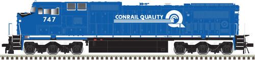 Atlas 10003143 GE Dash 8-40CW - Conrail Quality #747 - DCC & Sound (Scale=HO) Part#150-10003143
