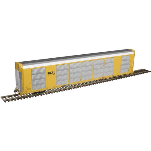 Atlas {20006183} Gunderson Multi-Max Auto Rack CSX - CTTX  #694623 (Scale=HO) Part#150-20006183