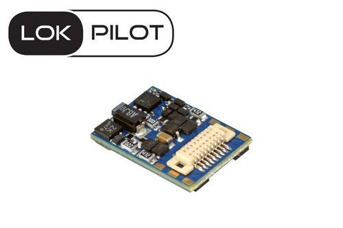 ESU 59828 LokPilot Micro V5.0 DCC decoder, with Next 18 plug Part # = ESU-59828