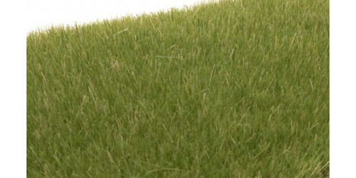 "Woodland Scenics 618 Static Grass - Field System -- Medium Green 1/8""  4mm Fibers A Scale"