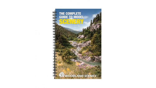 Woodland Scenics 1208 The Complete Guide to Model Scenery A Scale