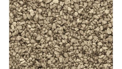 Woodland Scenics 1274 Talus - Rock Debris - Fine -- Brown A Scale