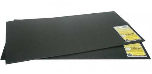 """Woodland Scenics 1478 Track-Bed Roadbed Material -- Super Sheet - 12 x 24 x 1/8""""  5.1 x 9.4 x .3cm N Scale"""