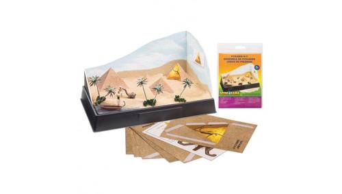Woodland Scenics 4136 Pyramid - Scene-A-Rama(TM) -- Kit A Scale