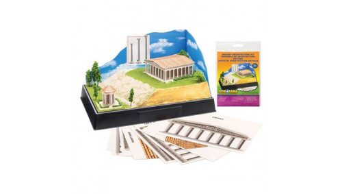 Woodland Scenics 4137 Ancient Architecture - Scene-A-Rama(TM) -- Kit A Scale