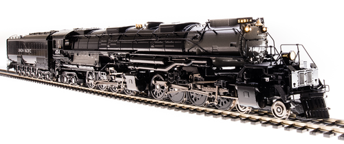BLI 6507 4-8-8-4 UP Big Boy #4014, Promontory Excursion, Glossy Finish, Challenger Excursion Tender, Sound/DC/DCC Broadway Limited  HO Scale