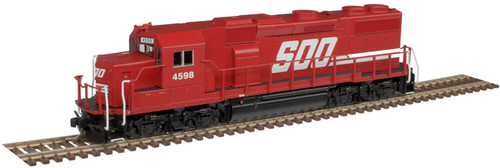 ATLAS 40004800 GP39-2 Phase 2 SOO Soo Line #4598 - LokSound & DCC - Master(R) Gold N Scale