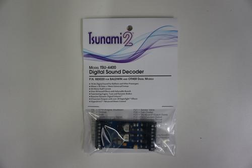 885020 Soundtraxx Tsunami2  TSU-4400 Tsunami2 for Baldwin Diesel Ver 1.0