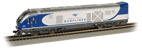 Bachmann 67903 SC-44 Charger Amtrak (Surfliner) #2111 TCS WOW Sound HO Scale