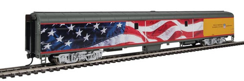 Walthers Proto 920-9205 UP - Union Pacific #5769 85' ACF Baggage Car - UP Heritage Series HO Scale