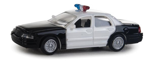 Walthers SceneMaster 949-12021 Ford(R) Crown Victoria Police Interceptor HO Scale