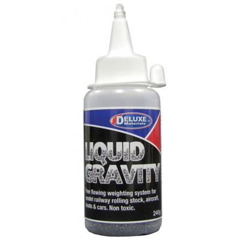 Deluxe Materials BD38-Silver Savings - Liquid Gravity (Scale=ALL) Part #806-BD38-Silver Savings