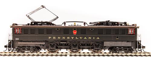 BLI 5930 P5a Boxcab Electric -PRR - Pennsylvania #4733, Paragon 3 DCC & Sound Broadway Limited  HO Scale