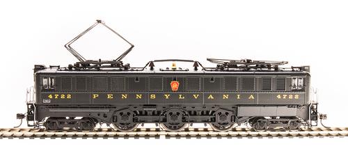 BLI 5934 P5a Boxcab Electric -PRR - Pennsylvania #4703, Paragon 3 DCC & Sound Broadway Limited  HO Scale