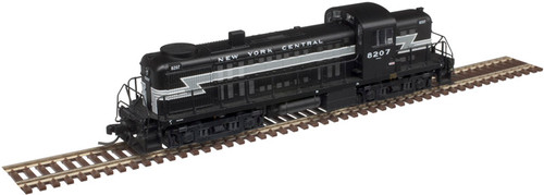 ATLAS 40004632 - RS-2 - NYC- New York Central #8205 DCC Equipped N Scale
