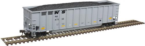 Atlas 20005703 Aluminum Coal Gondola - NS - Norfolk Southern #49250 HO Scale